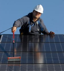 Solar Decathlon kicks off in Washington