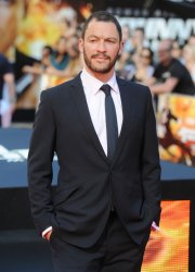 """Dominic West attends """"Johnny English Reborn"""" premiere in London"""