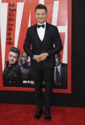 """Jeremy Renner attends the """"Tag"""" premiere in Los Angeles"""
