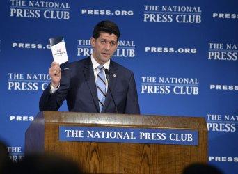 "Speaker Ryan attends National Press Club's ""Newsmaker's Forum"""