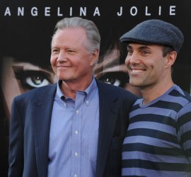 """Jon Voight and James Haven attend the """"Salt"""" premiere in Los Angeles"""