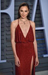 Gal Gadot attends the Vanity Fair Oscar Party in Beverly Hills