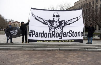 Roger Stone sentenced for 40 months in Washington, D.C.