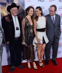 """""""The Homesman"""" premiere held in Los Angeles"""