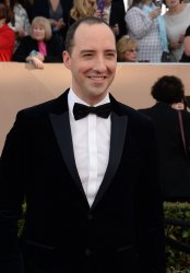 Tony Hale attends the 22nd annual Screen Actors Guild Awards