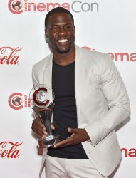 Actor Kevin Hart attends at the 2015 CinemaCon in Las Vegas
