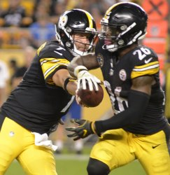 Pittsburgh Steelers Le'Veon Bell Against Bengals