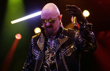 Judas Priest performs at Barclays Center