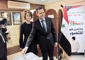 Referendum on a New Constitution in Syria