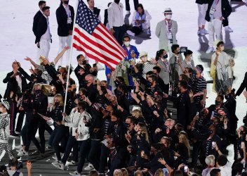 Opening Ceremonies at the 2020 Tokyo Olympic Games