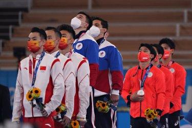 Men's Artistic Gymnastics Finals at Tokyo Olympics