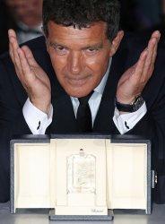 "Antonio Banderas wins ""Best Actor"" award at the Cannes International Film Festival"
