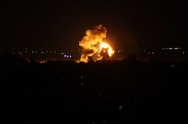 Israeli and Palestinians Exchang Fire as Gaza Tensions Rise