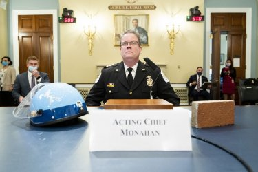 Park Police and DC National Guard Officials Testify About Lafayette Square Incident