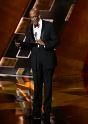 Reg E. Cathey at the 67th Primetime Emmys in Los Angeles