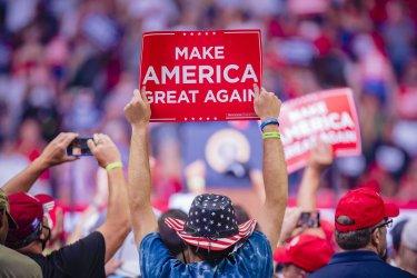 President Trump Campaign Rally in Tulsa