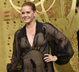 Amy Adams attends Primetime Emmy Awards in Los Angeles
