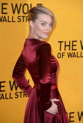 The UK premiere of 'The Wolf Of Wall Street' in London