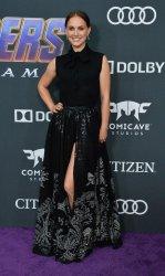 "Natalie Portman attends ""Avengers: Endgame"" premiere in Los Angeles"