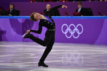 Men's Single Team Figure Skating at the Pyeongchang 2018 Winter Olympics