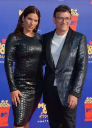 Ann Russo and Anthony Russo attend the MTV Movie & TV Awards in Santa Monica, California