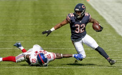 New York Giants vs Chicago Bears in Chicago