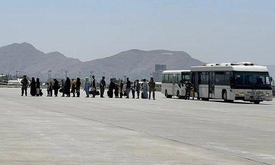 Dozens Dead in Kabul Blasts