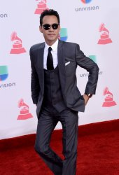 Marc Anthony attends the 17th annual Latin Grammy Awards in Las Vegas
