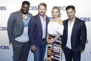 'Magnum, P.I.' at CBS network Upfront in New York