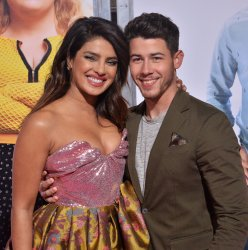 "Priyanka Chopra and Nick Jonas attend ""Isn't It Romantic"" premiere in Los Angeles"