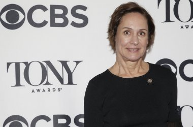 Laurie Metcalf at 2018 Tony Awards Meet The Nominees