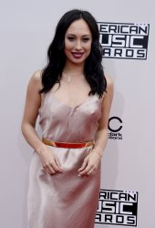 Cheryl Burke attends the 2016 American Music Awards in Los Angeles