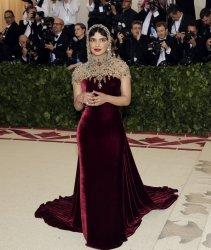 Priyanka Chopra at the Met Gala in New York