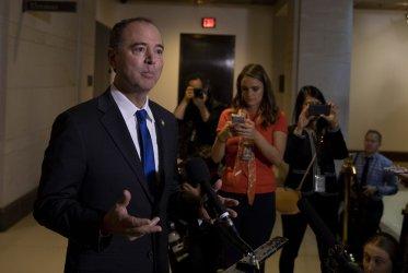 Closed Door Hearing In Trump Impeachment Investigation