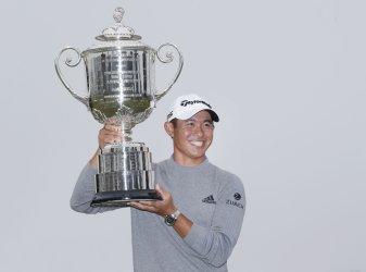 Collin Morikawa wins the PGA Championship in San Francisco