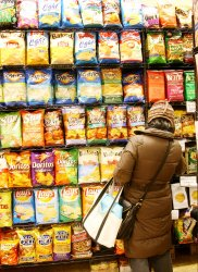 New York Health Department calls for lower sodium levels in processed foods, restaurants.