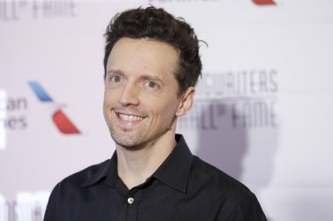 Jason Mraz at the Songwriters Hall of Fame