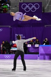 Pairs Free Skating at the Pyeongchang 2018 Winter Olympics