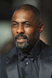 Idris Elba attends the EE British Academy Film Awards 2016 in London