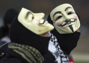 Million Mask March in Washington, D.C.