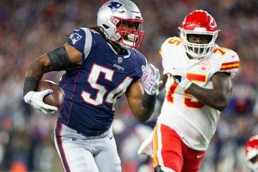 Patriots Hightower interception against Chiefs