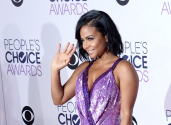 Christina Milian attends the 42nd annual People's Choice Awards in Los Angeles