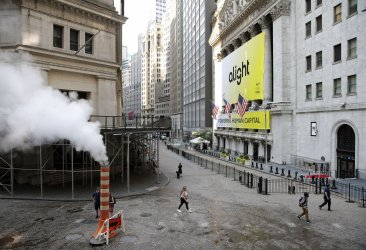 Alight Solutions IPO at the NYSE in New York