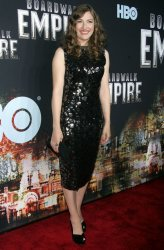 """Kelly MacDonald arrives for the premiere of """"Boardwalk Empire"""" in New York"""