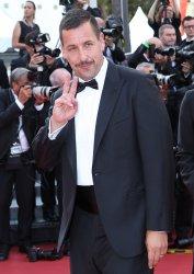 Adam Sandler attends the Cannes Film Festival