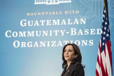 Vice President Kamala Harris Meets With Guatemalan Ambassador