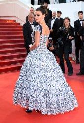 Penelope Cruz attends the Cannes Film Festival