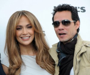 Jennifer Lopez and Marc Anthony announce partnership with Kohl's in West Hollywood, California