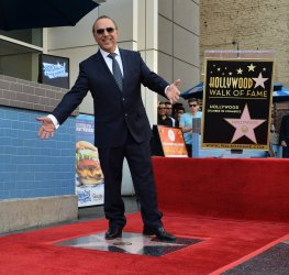 Tommy Mottola receives star on Hollywood Walk of Fame