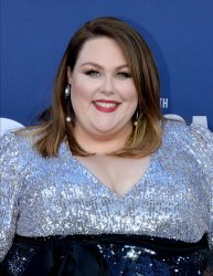 Chrissy Metz attends the Academy of Country Music Awards in Las Vegas